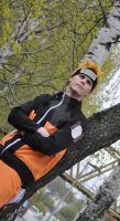 Konoha's Orange Hokage by Thaki