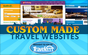 Start Your Travel Business with Custom Websites by KatherineBailey