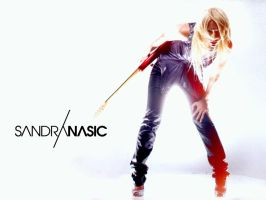 Sandra Nasic Wallpaper I by xLinkax