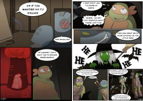 TMNT DR: Pages 13-14 by Samantai