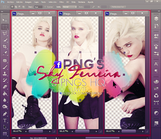 .+ Pack PNG Sky Ferreira by USucks