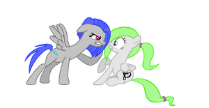 .:DOLL:. New OCs - Typical Sisters by Gr8AndPowerfulAroura