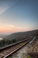 The Railway Line by kbrimson