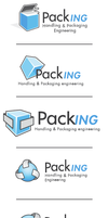 PackING logo by oyO