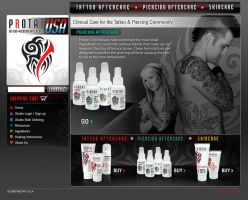 Protat USA Website Design by Cameron-Schuyler