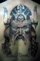 Viking by HowComeHesDead