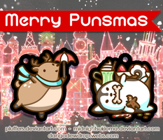 Merry Punsmas! by Pluffers