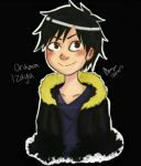 Izaya by Angnificent