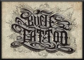 buch Chicano by buchtattoo