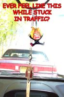 Traffic Anger by DeEtta