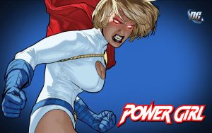 Power Girl! by Superman8193