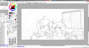 WIP preview by secret-pony