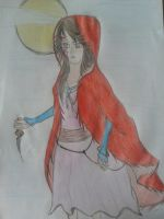Killer ridding hood by blue-tomorrow
