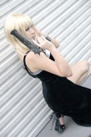 Parasite Eve - Aya Brea by Xeno-Photography