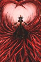 Queen of Hearts by Marduk44