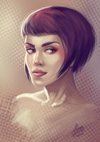 Girl by Claudia-SG