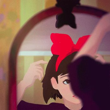 Kiki Animation Test by Kuvshinov-Ilya