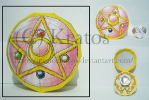 Sailor Moon Compact by inunokanojo