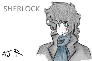 Sherlock - includes video by just-Abigail
