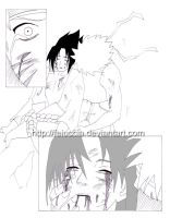 Sasuke's death by Feiuccia