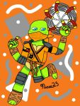 Michelangelo (fan-made outfit) by Nicsu25