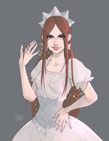 Hao-hime by meodwarf