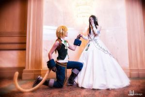 FFIX: No cloud, no squall shall hinder us! by Malindachan