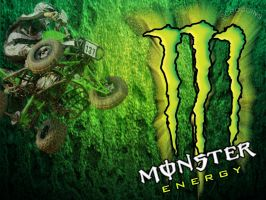 Monster Energy Wallpaper by ScrogginsSnapshots