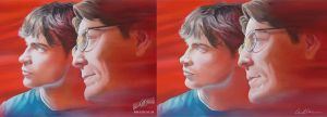 Super-tribute to Alex Ross by Charle-magne