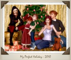 My Perfect Holiday by RavenMoonDesigns