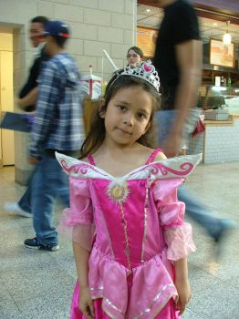MCM Expo: A little princess by LabyrinthLadyLover
