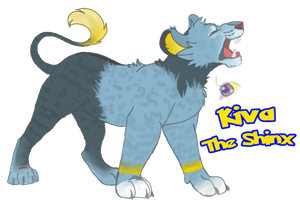 Kiva The Shinx by iJemz