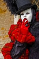 Venetian Costume 6085681 by StockProject1