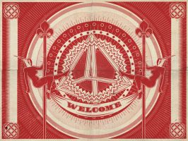 WELCOME by aldingerous
