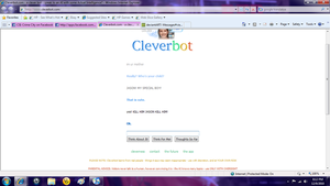 Cleverbot My Special Boy xD by summerlvralwys