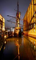 golden hinde by CaveCanem42
