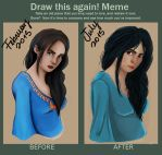 Draw this again! by colourslife