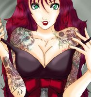 Tattoed by BlueberrySecret