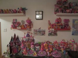 my little pony collection by chappy-rukia