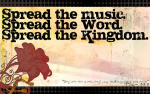 Spread the Kingdom by christians