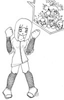 Hinata-uncolored by choirfolk