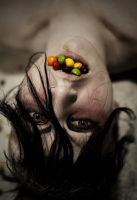 Death by Skittles by Readerkevin