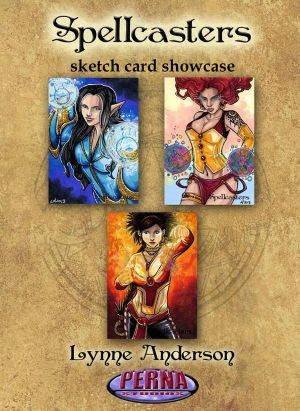 Lynne Anderson Showcase - Spellcasters