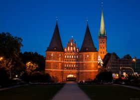 Holstentor by yongle