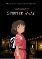 English Spirited Away Poster by behruz