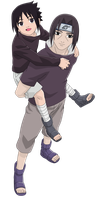 Sasuke and Itachi Uchiha Render/Extraction PNG by TattyDesigns