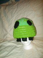 Silly Zombie Hat by Nerds-and-Corsets