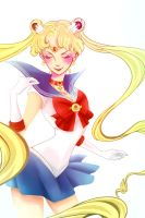 Sailor Moon by WearMyWings