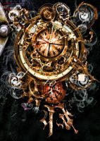 SteamPunk Sysmetrix HDR by Arteusx