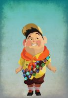 Russell by blankearthdesign